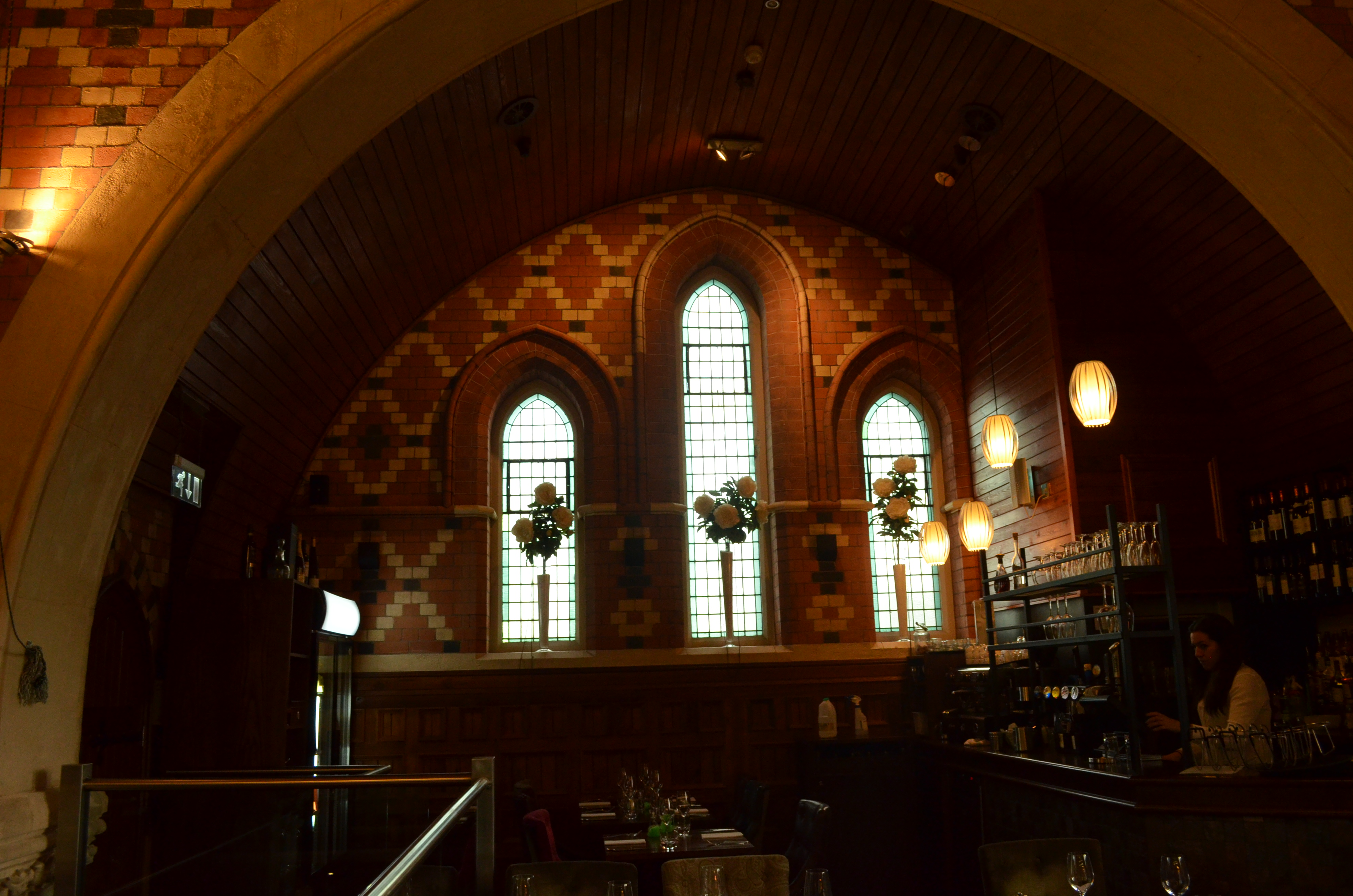Chapel 1877 Built In High Victorian Gothic Architecture